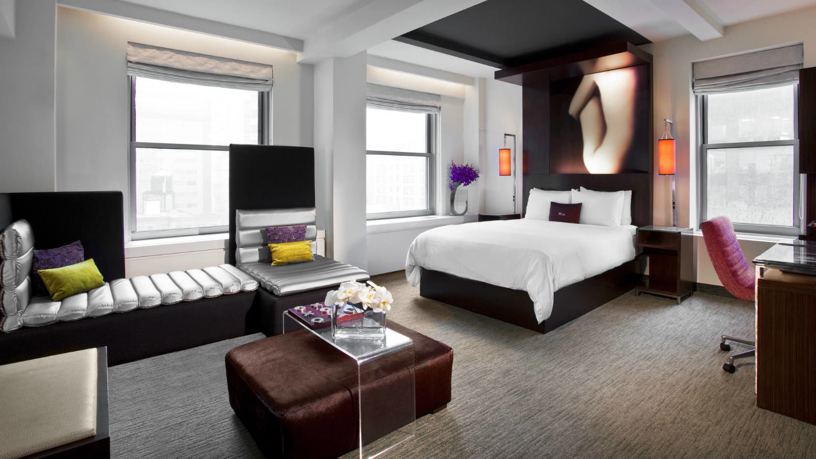 3 Bedroom Suites In New York City Interior Awesome Manhattan Accommodations  W New York Design Decoration
