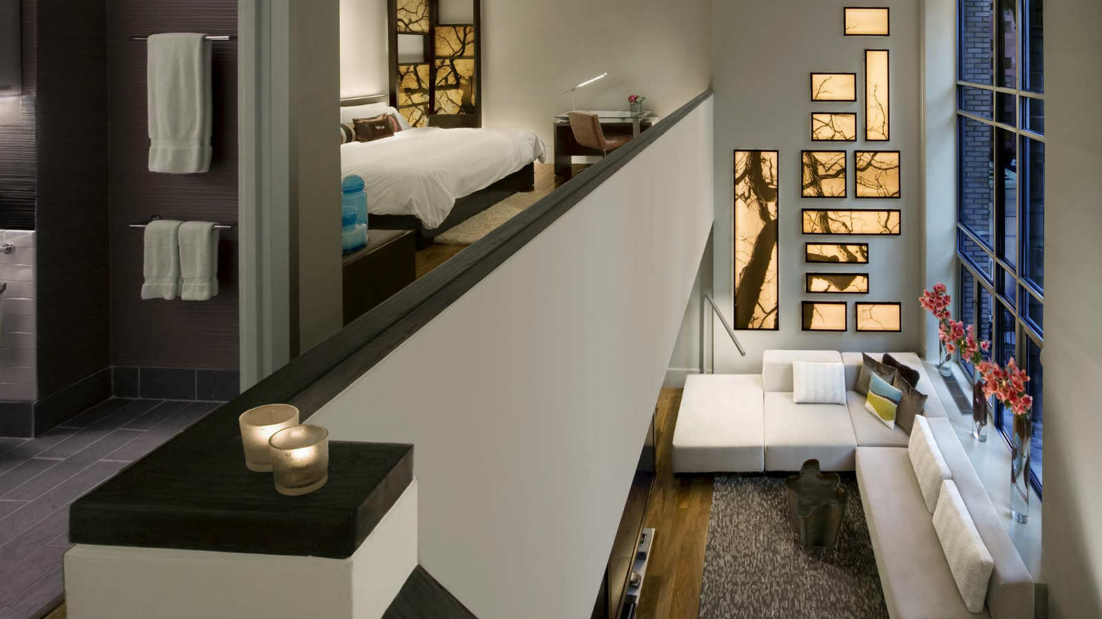 Wow Suite Duplex at W New York